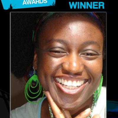 WINNER: Sade Adeniran for 'Imagine This' (supported by Channel 4)