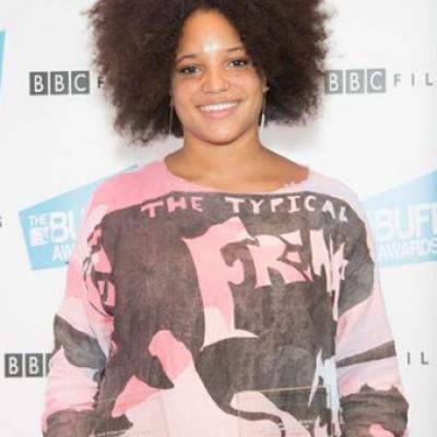 The British Urban Film Festival best emerging talent award 2016: Laya Lewis for 'Beverley' (sponsored by BBC Films)