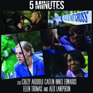 5 minutes - Directed by David Innes Edwards