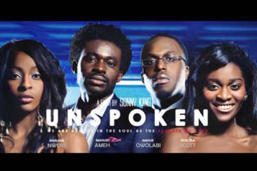 Unspoken - Directed by Sunny King