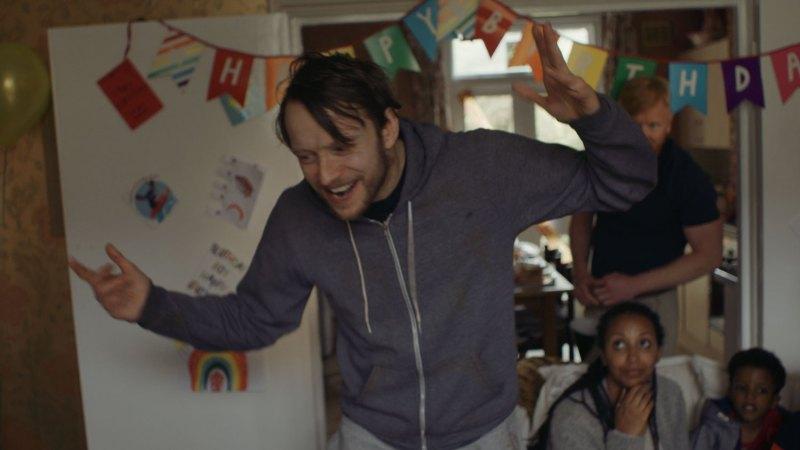 BEST SHORT FILM - WINNER: SMACK EDD (DIR: GREG HALL)