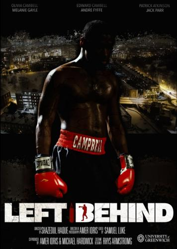 'Left behind' Tue 3 Sept 4pm - 7pm: Man'dem shorts (with Q&A)
