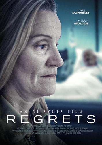 'Regrets' Tue 3 Sept 7.30pm - 10pm: Life and death (shorts with Q&A)