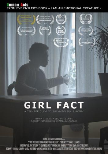 Girl Fact Poster